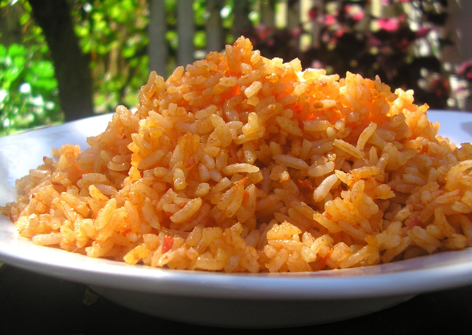 Tomato Rice.....or Spanish Rice | Republic of curries