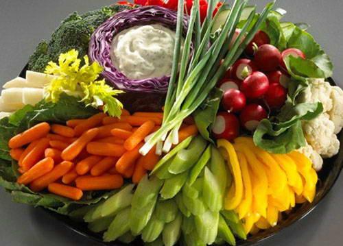 Thực đơn giảm cân 7 ngày từ rau củ quả