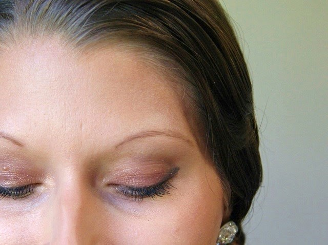I've created this look with some of my recent favorites from e.l.f cosmetics .