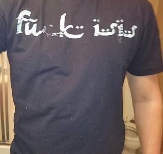 Anti ISIS Shirt