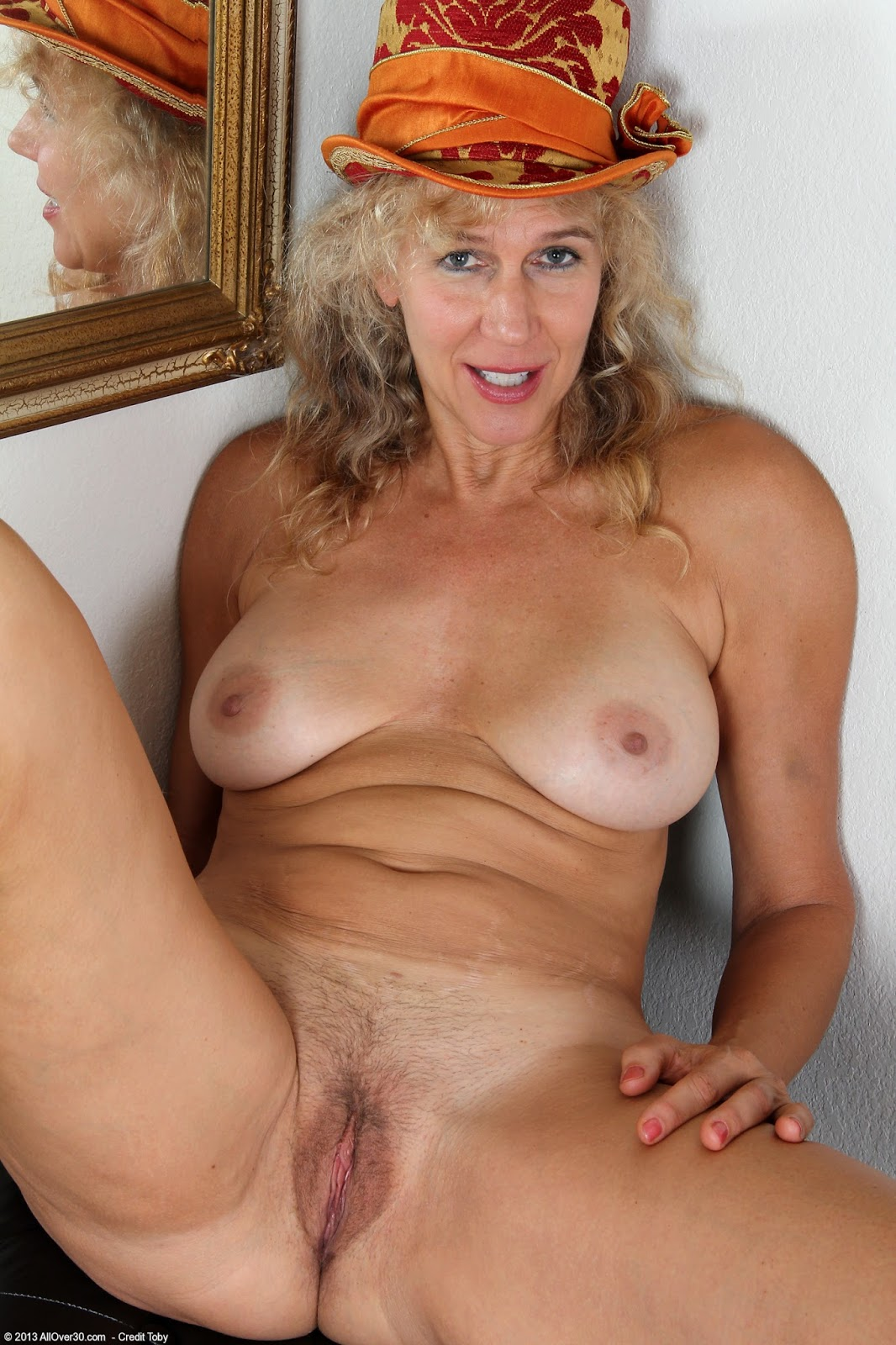 Beautiful 50 year old nude women