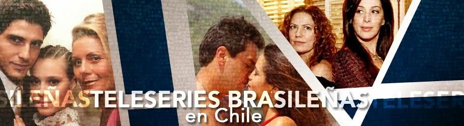 Teleseries Brasileras en Chile