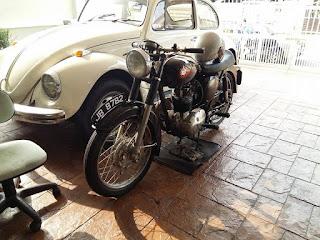 Forsale Classic Motor BSA B40 - MALAYSIA