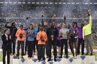 ATLETISMO (Diamond League 2015) - Beitia se corona en Bruselas