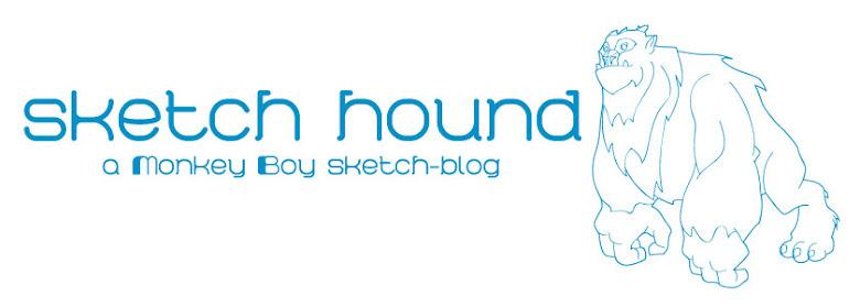 sketch hound