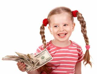 давать или нет деньги ребенку
