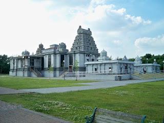 அயல் மண்ணில் இந்து மத ஆலயங்கள் Temple+Birminham