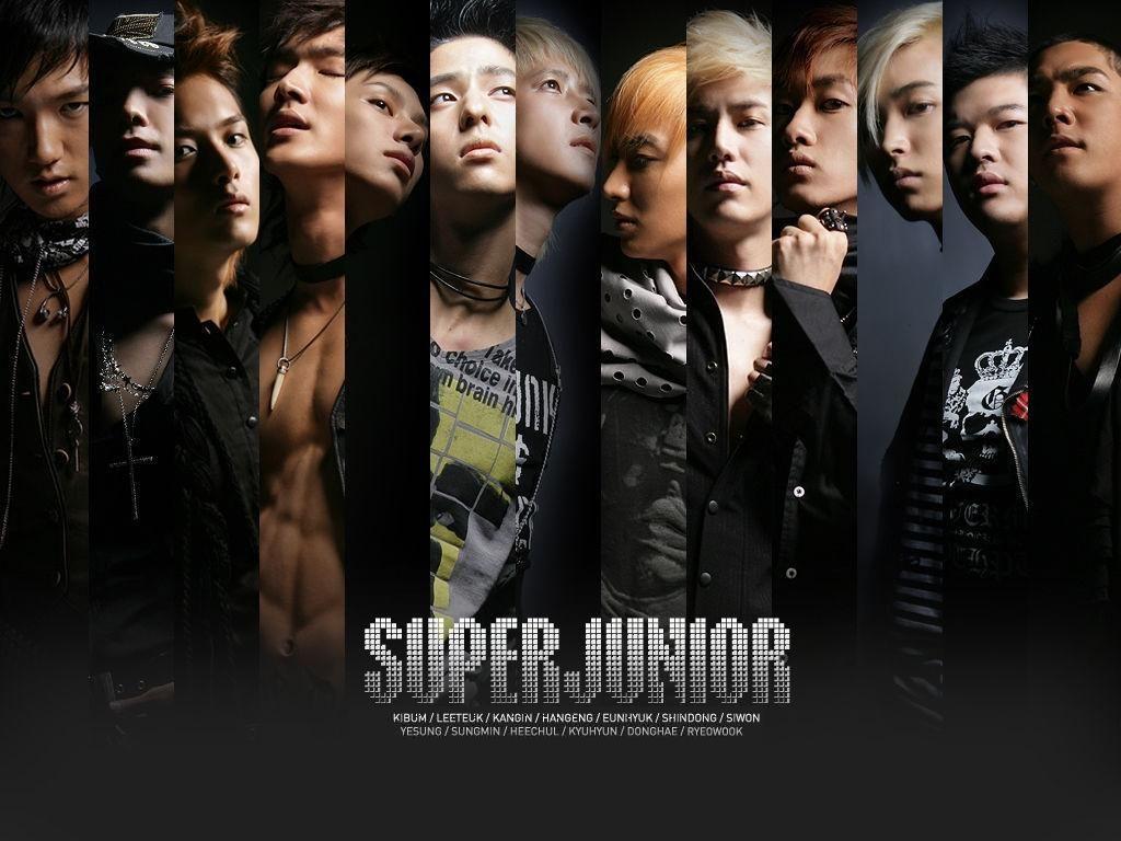 View 13 SuperJunior Members wallpaper  Download 13 SuperJunior