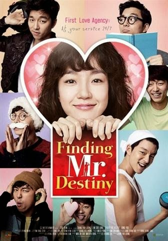 Poster Finding Mr. Destiny