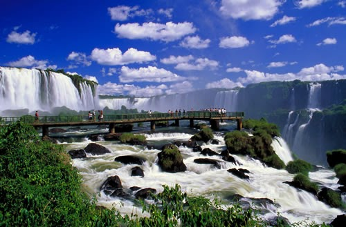 beautiful, beauty, Iguazu falls, natural, nature, photography, place, sea, travel, water, waterfall, world,