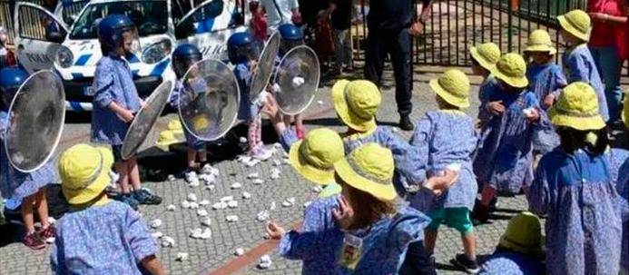 Dia Mundial da Criança - PSP Portalegre