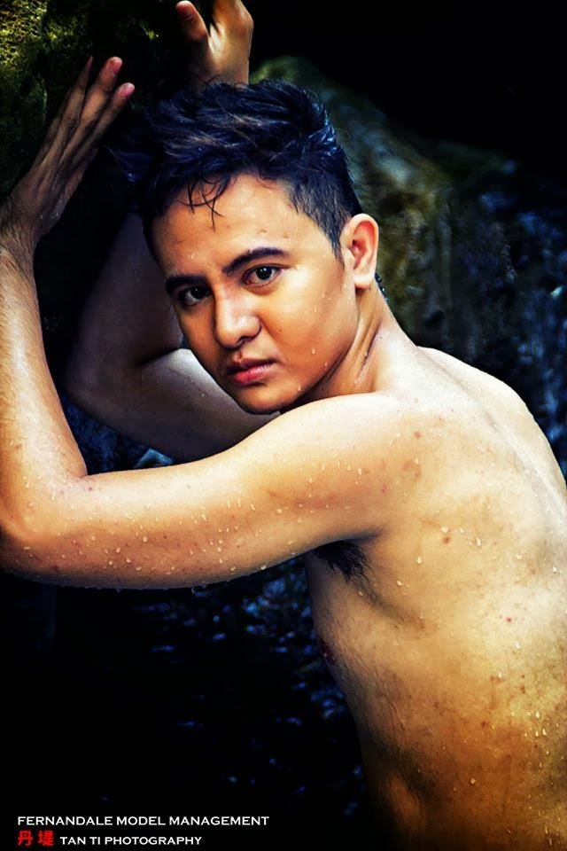 Pinoy indie film actor presents Mico Ybanez Madrid. One of the FMM