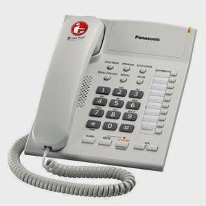 jual telepon panasonic kx-ts840 di denpasar bali