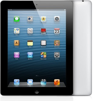 The Apple iPad 4