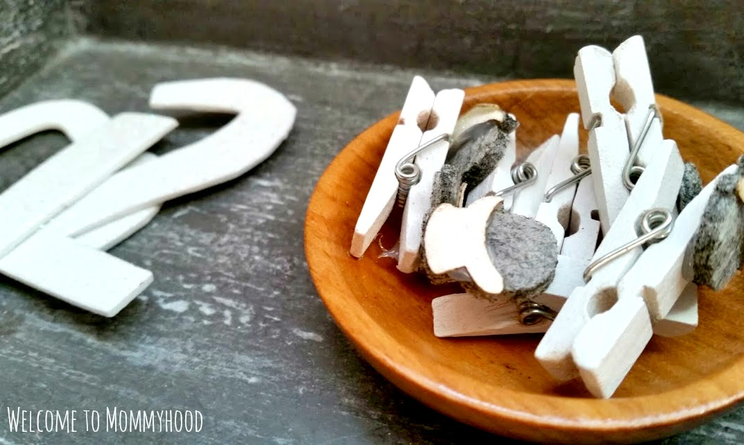 Winter activities for kids: counting and fine motor practice {Welcome to Mommyhood} #winteractivitiesforkids
