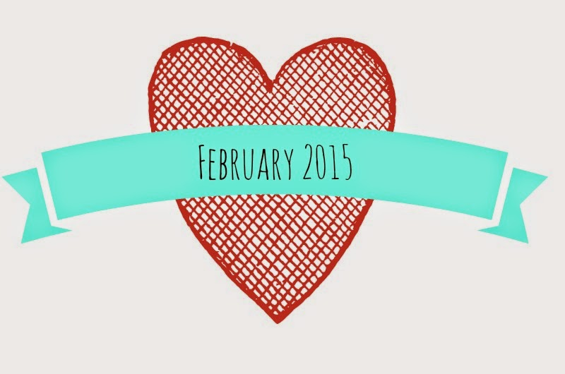 February favourites - Tea, Cake and Make