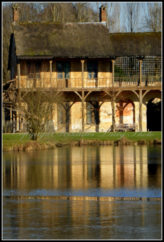 Queen's hamlet Versailles
