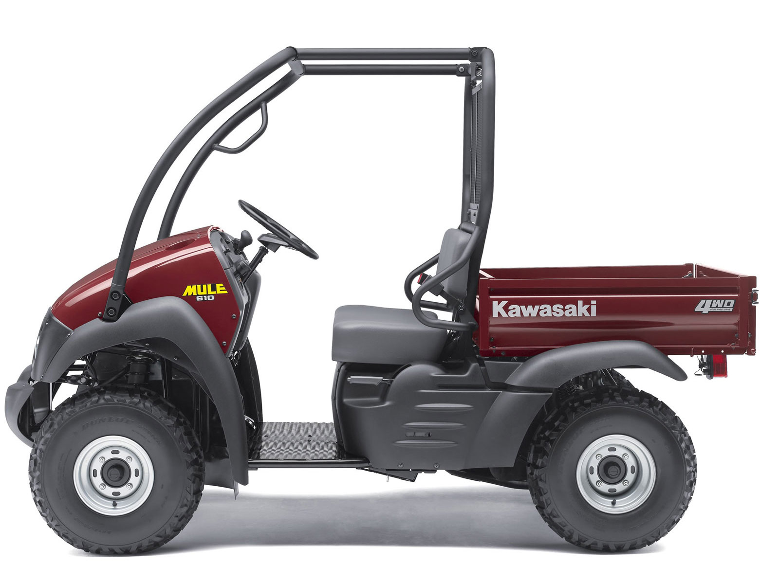 2012 KAWASAKI Mule 610 4x4 ATV pictures  specifications