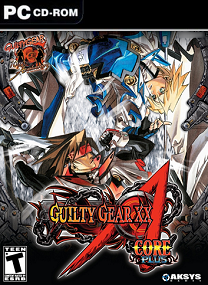 Guilty Gear XX Accent Core Plus R-RLOADED FOR PC TERBARU cover