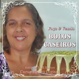 Curso Digital BOLOS CASEIROS - Clique na Imagem para Adquirir