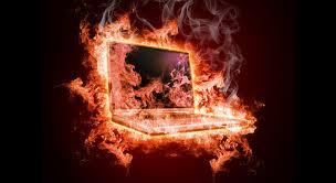 overheating on laptop