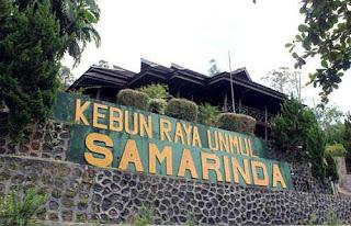Wisata Hutan Raya Unmul Samarinda