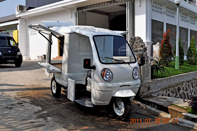Kaisar Motor Triseda Rx 250 Cc Long Box Lehenpo