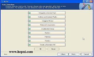 Membuat File ISO Atau CD Instalasi