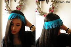 Tassels Hippie Headband