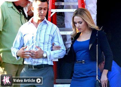 Scarlett Johansson & Joseph Gordon-Levitt Team Up for 'Don Jon's Addiction' » Gossip