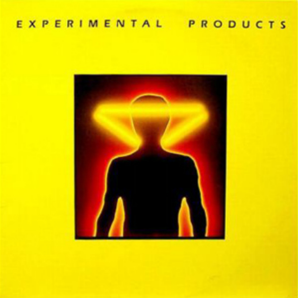 Experimental Products - Glowing In The Dark (Maxi Rare)