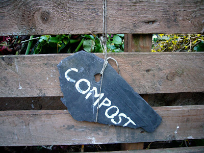 wooden compost boxes