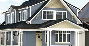 Decor you adore new home exterior palette the prettiest - Gray clouds sherwin williams exterior ...