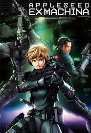 Appleseed Ex-Machina – DVDRIP LATINO