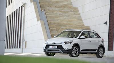Hyundai i20 Active sắp ra mắt hâm nóng thị trường crossover Việt