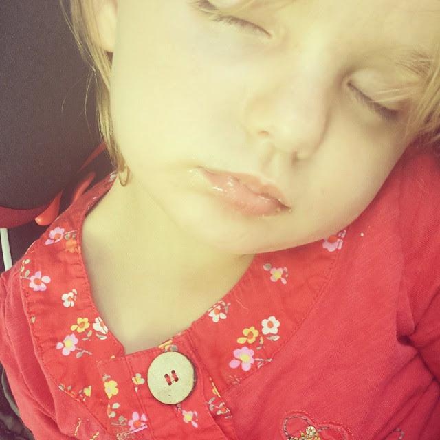 Isabelle Evans-Critten fourth Birthday