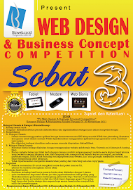 Kompetisi Web Desain Sobat 3