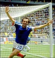 Brasil 1x1 França - 1986