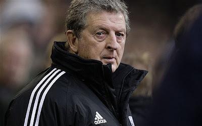 roy hodgson nuovo allenatore inghilterra