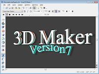 Xara 3D Version 7 Download Full, Crack