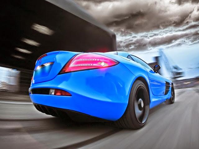 slr blue