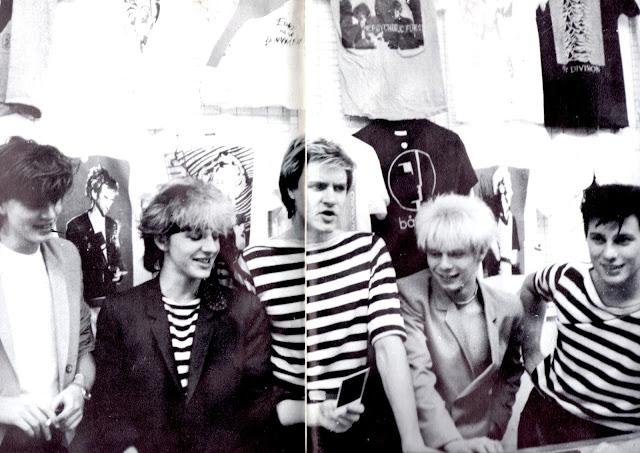 abonnement rock and folk, Duran Duran, photo Duran Duran, Duran Duran les pop modernes, blog sébastien bataille
