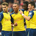 Arsenal trash Aston Villa
