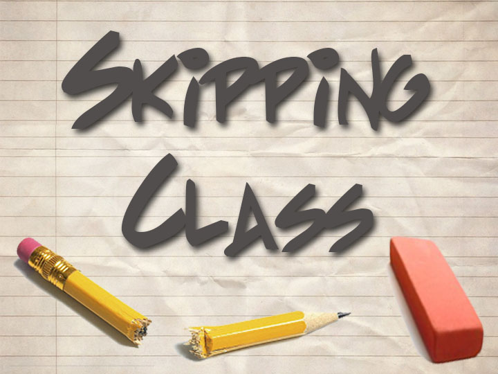 Skipping Classes? — College Confidential
