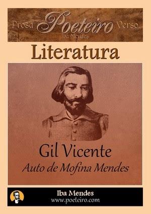 Auto de Mofina Mendes (Teatro), de Gil Vicente pdf gratis