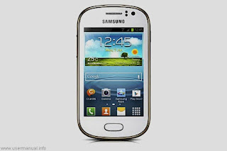Samsung Galaxy Fame S6810 user guide manual