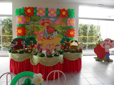 Festa Moranguinho da Kamily