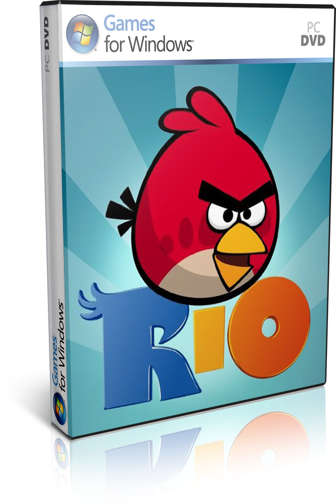 Angry Birds Rio v1.1.1 Pc Full + patch