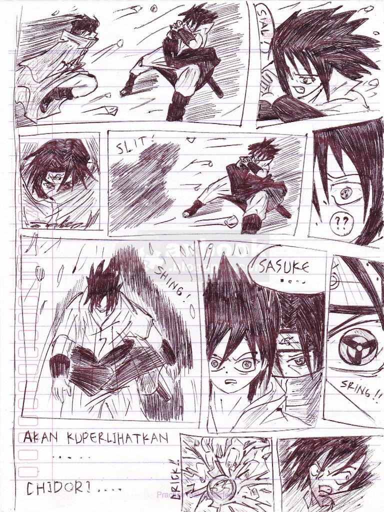 Uchiha vs Uchiha-06 (by Ax !) - Jika Gambar Tidak Keluar, Silahkan Tekan F5