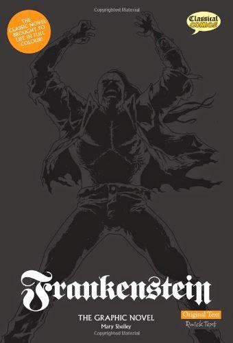 Frankenstein - Declan Shalvey